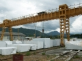 GRU A CAVALLETTO 25 TON (Gantry crane)