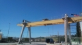 Gru a cavalletto 30 ton
